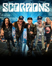 Scorpions - Sommer 2019